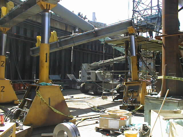 Overhead Crane Jha : Systems engineering and forensic services